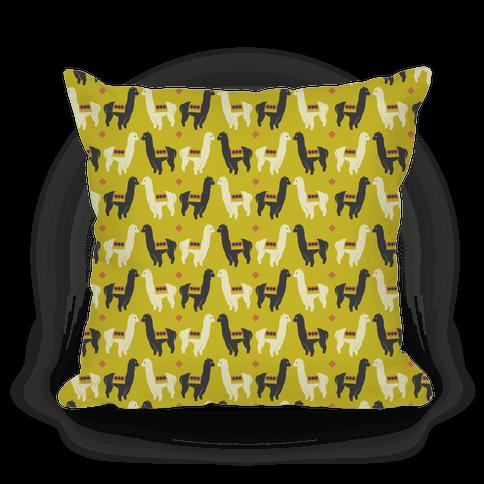 Llamma Pillow