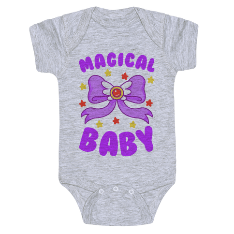 Magical Baby (Purple) Baby Onesy