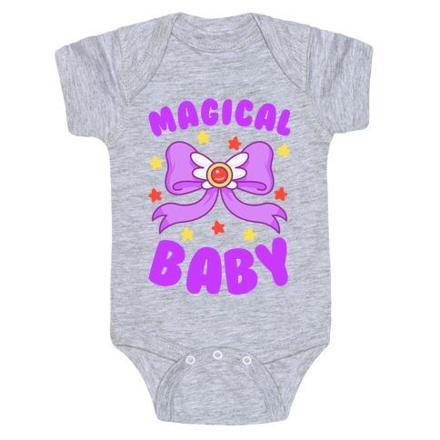 Magical Baby (Purple) Baby Onesy