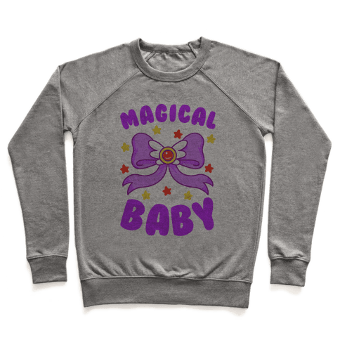Magical Baby (Purple) Pullover