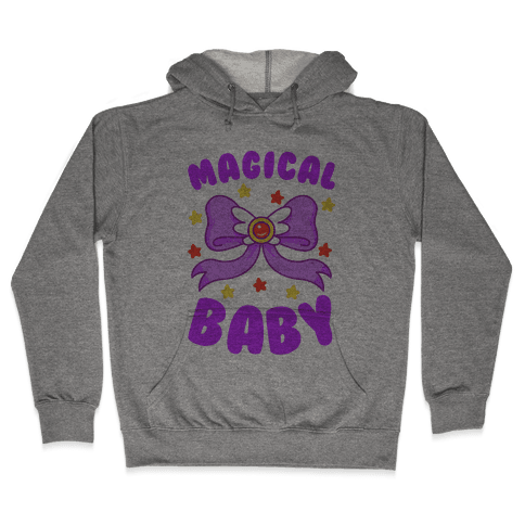 Magical Baby (Purple) Hooded Sweatshirt