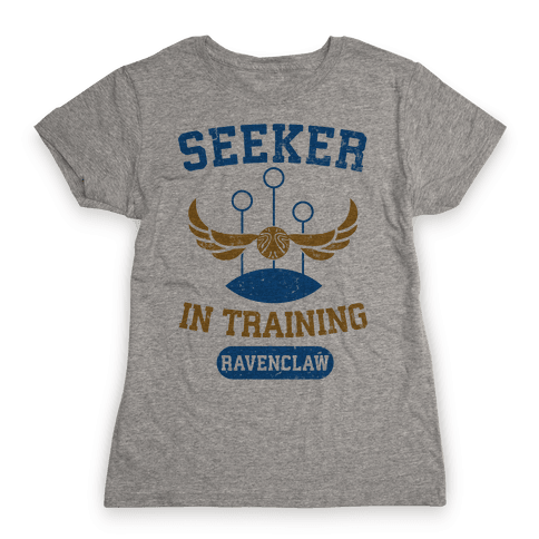 Seeker In Training (Ravenclaw) Womens T-Shirt