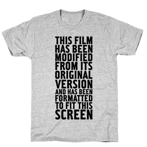Modified Mens T-Shirt