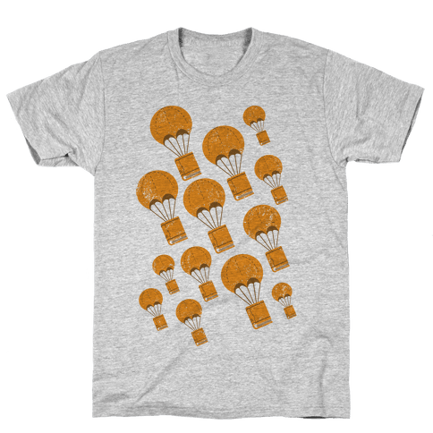 Book Drop Mens T-Shirt