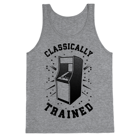 Classically Trained Tank Top