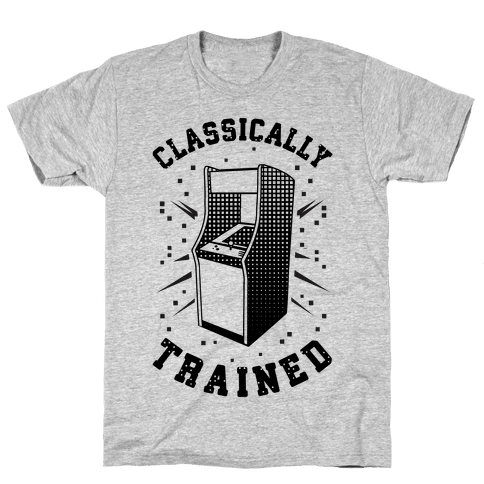 Classically Trained Mens T-Shirt