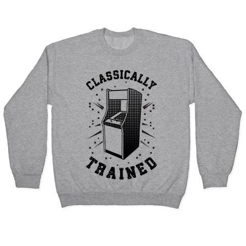 Classically Trained Pullover