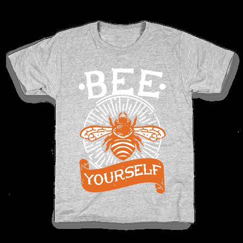 Bee Yourself Kids T-Shirt