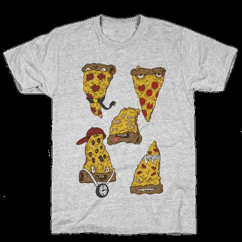 Crust Bangers 5 Mens T-Shirt