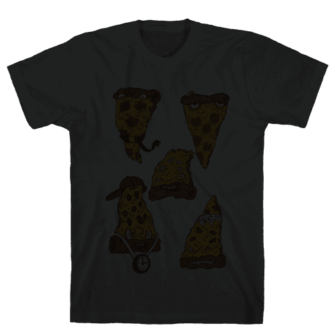 Crust Bangers 5 Mens T-Shirt