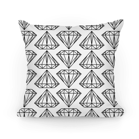 Diamond Pillow Pillow