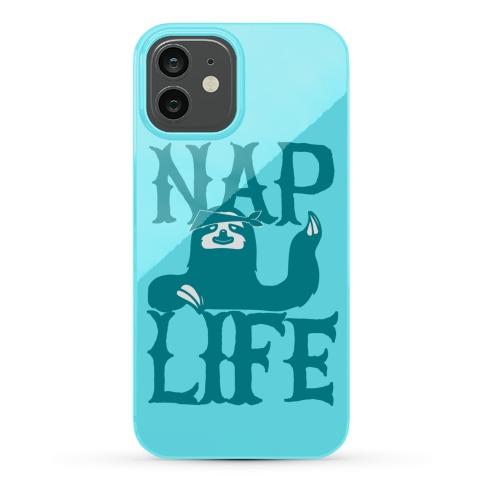 Nap Life Phone Case