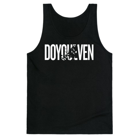 Do You Even - Body Builder Tank Top