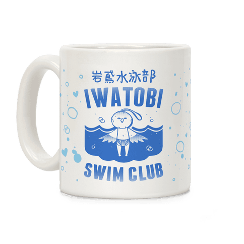 Iwatobi Swim Club Coffee Mug