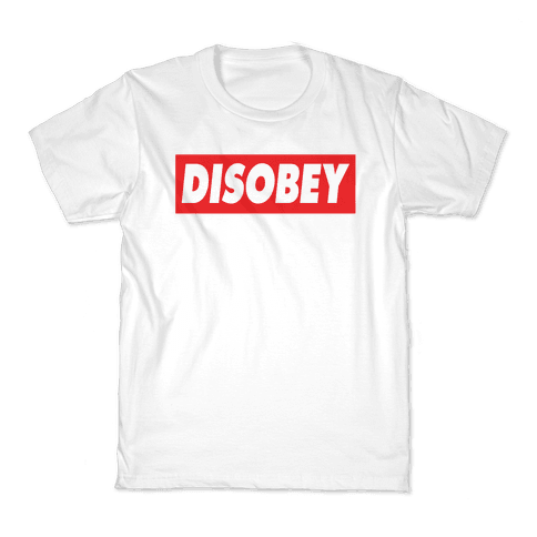 Disobey Kids T-Shirt