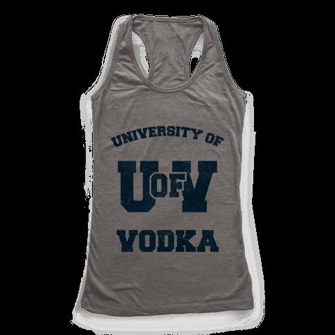 University Of Vodka