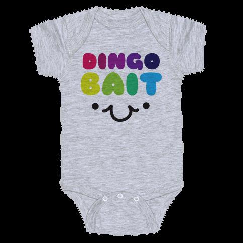 Dingo Bait Baby Onesy