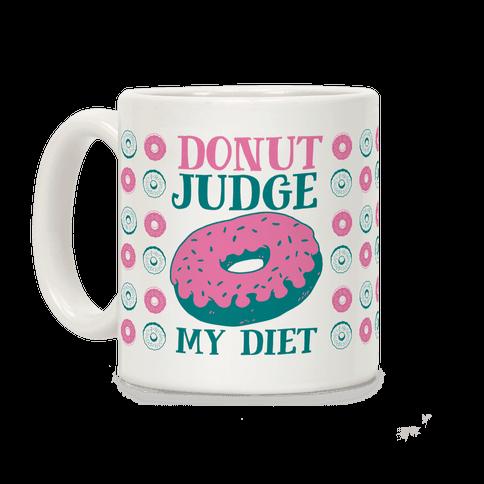 Donut Judge My Diet