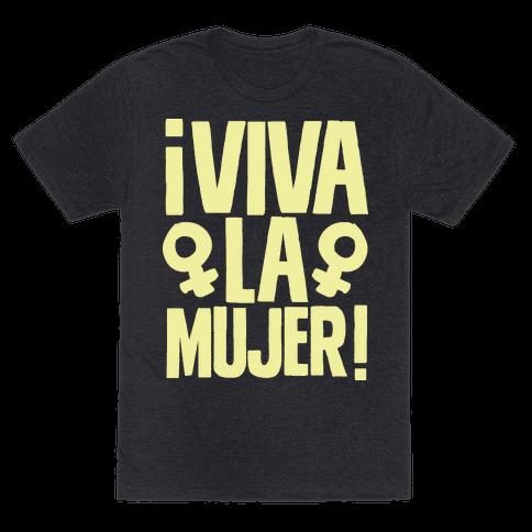 Viva la Mujer!