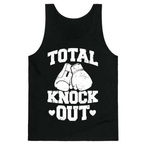 Total Knockout Tank Top