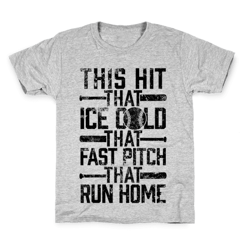 Uptown Softball Kids T-Shirt