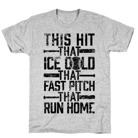 Uptown Softball T-Shirt
