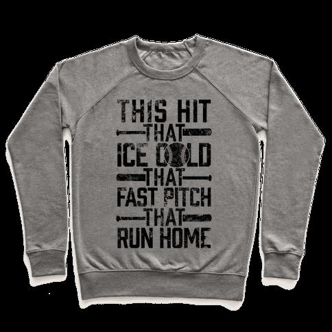 Uptown Softball Pullover