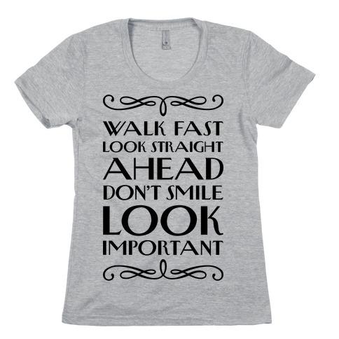 Confidence Womens T-Shirt