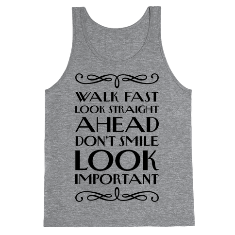 Confidence Tank Top