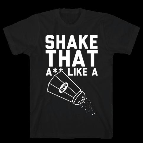 Shake It Mens T-Shirt