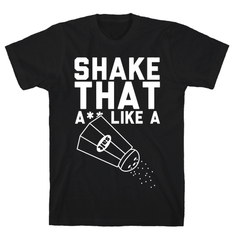 Shake It Mens T-Shirt