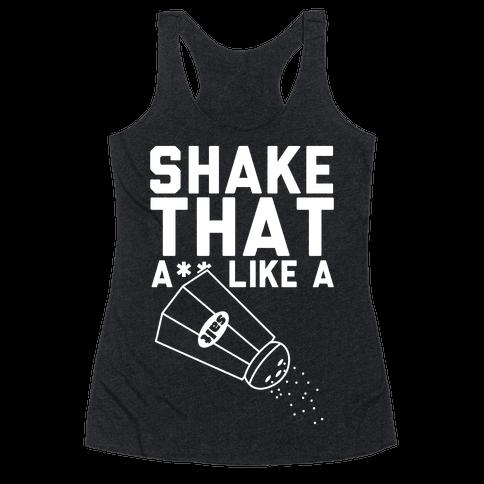 Shake It Racerback Tank Top