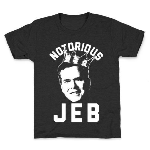 Notorious JEB Kids T-Shirt