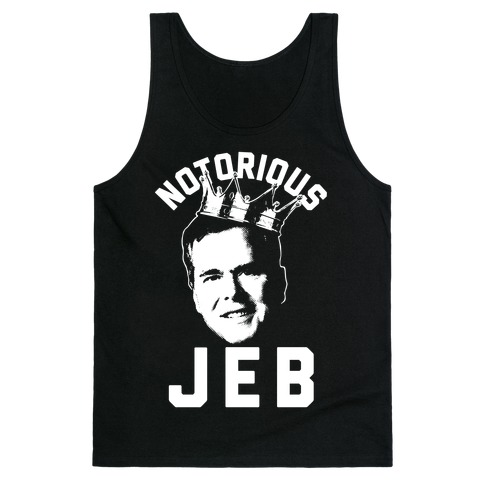 Notorious JEB Tank Top