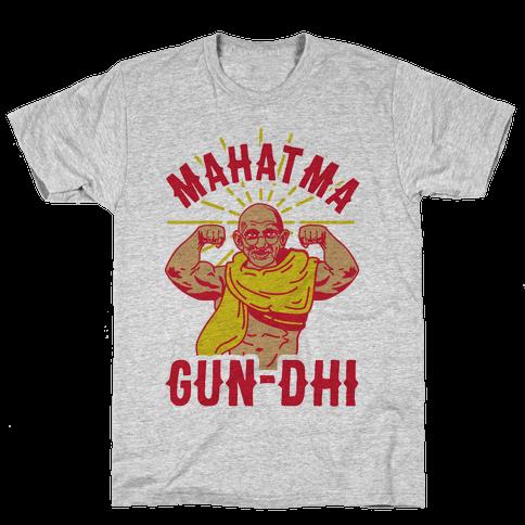 Mahatma Gun-dhi