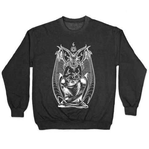 Pet Cats. Hail Satan. Pullover