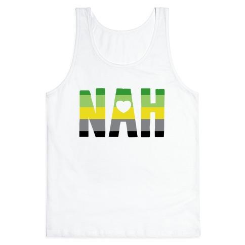 NAH- Aromantic Pride Tank Top