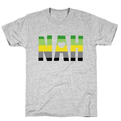 NAH- Aromantic Pride T-Shirt