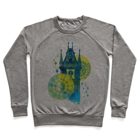 Prague Astronomical Clock Pullover
