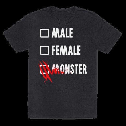 Male Female Monster