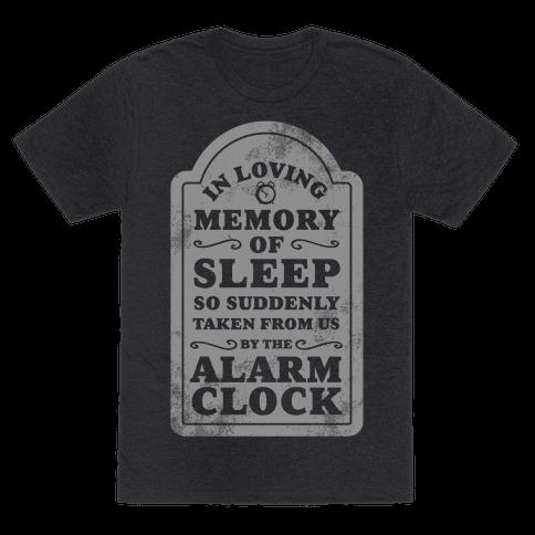 I Memory of Sleep