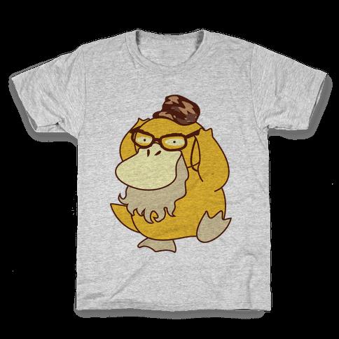 Si Duck (textless) Kids T-Shirt