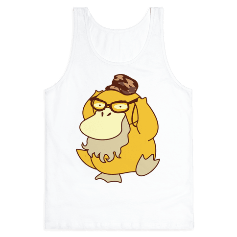 Si Duck (textless) Tank Top
