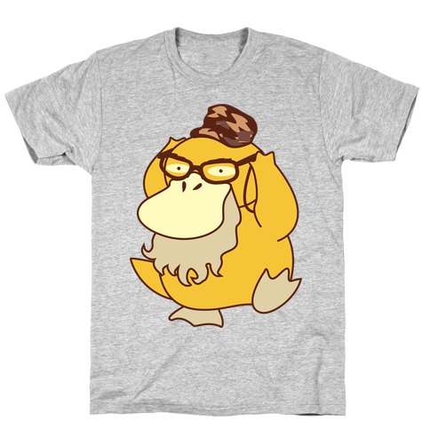 78e5545e Psyduck T-Shirts | LookHUMAN