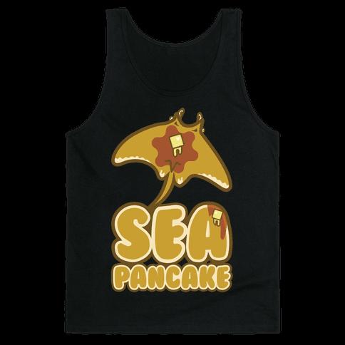 Sea Pancake Tank Top