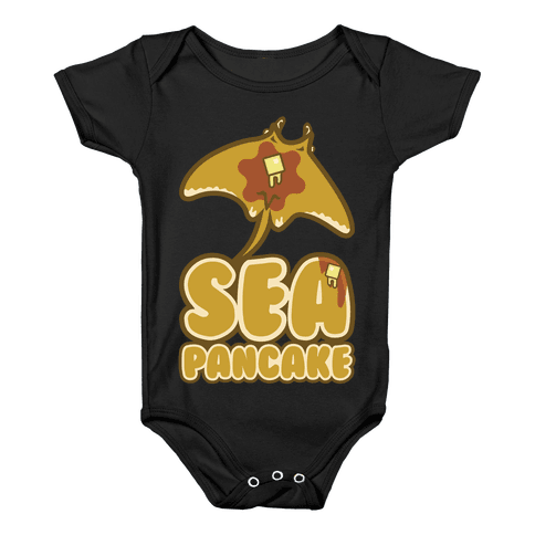 Sea Pancake Baby Onesy