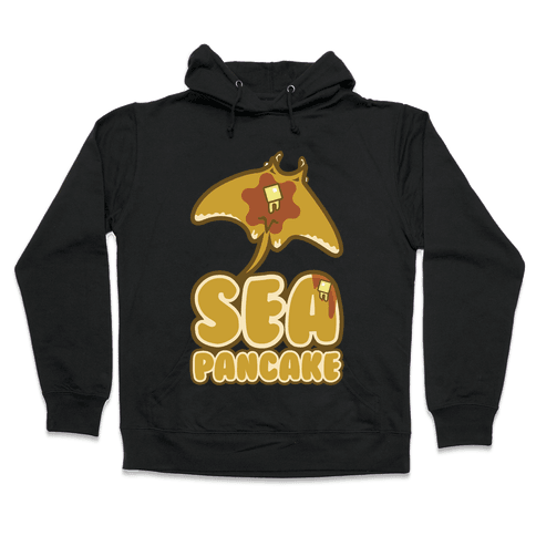 Sea Pancake Hooded Sweatshirt