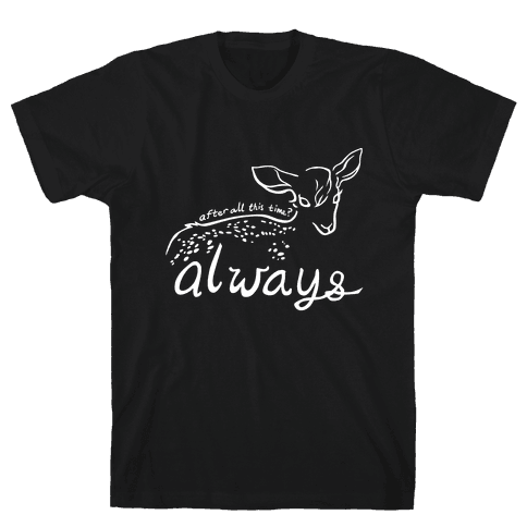 Always (Severus Snape) Mens T-Shirt