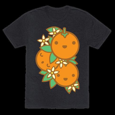 Kawaii Oranges