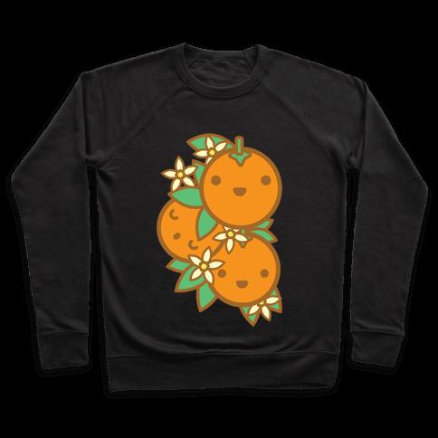 Kawaii Oranges Pullover